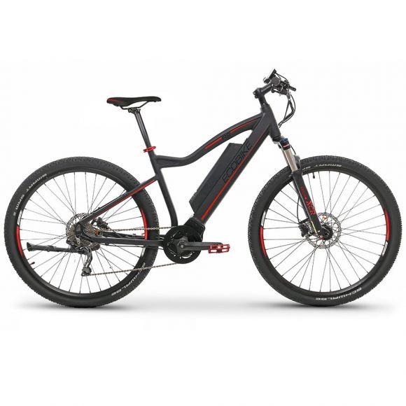 планинско електрическо колело с централен електродвигател
