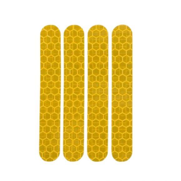 Комплект оранжеви светлоотразителни стикери | Ninebot G30 Max