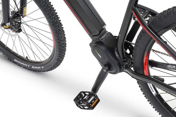 велосипед с литиево-йонна батерия LG 48 волта