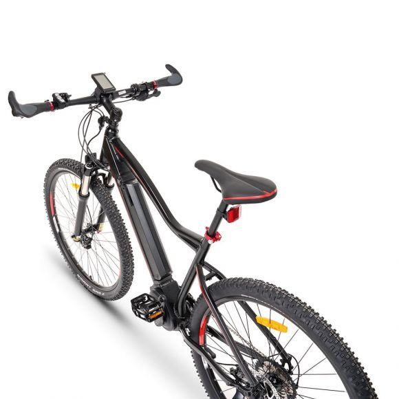планински електрически велосипед с централен мотор