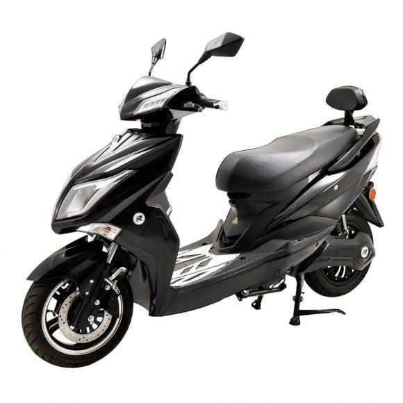 Електрически скутер SUNRA Hawk | 1800 вата | черен