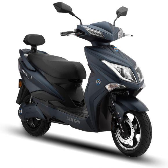 електрически скутер 1800 вата с оловни акумулатори