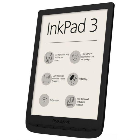 удобно четене на е-книги с четец inkpad 3