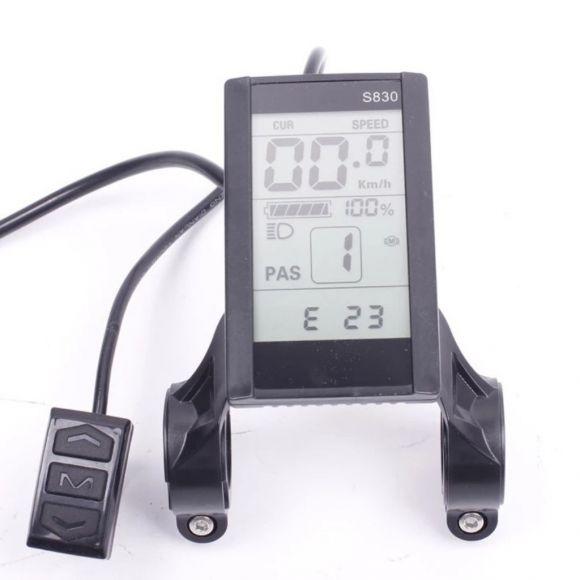 LCD дисплей за електрически велосипеди s830