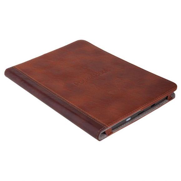 кафяв предпазващ калъф за pocketbook inkpad 3