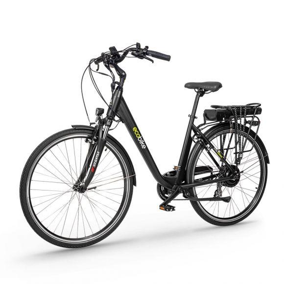 удобен и комфортен ел велоспед с произход Полша