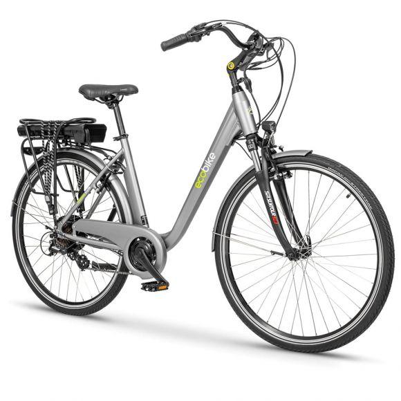 градски велосипед на ток произведен в Полша
