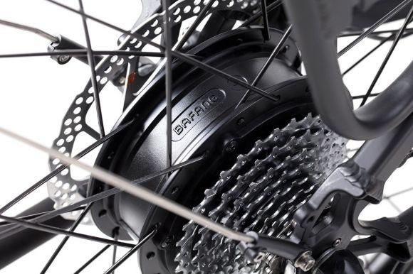 мощен електрически двигател за колело bafang