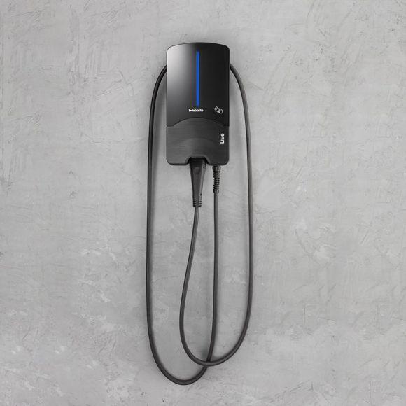 AC wallbox за зареждане на електромобили