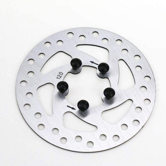 спирачен диск за електрическа тротинетка