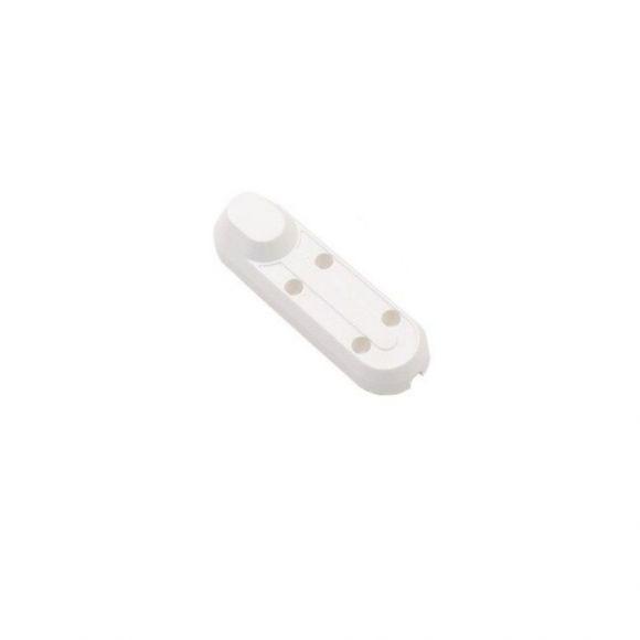 бяла странична капачка за ел. скутер xiaomi m365